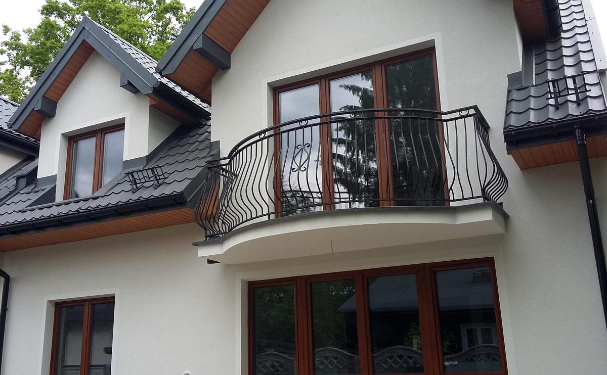 Segment mieszkalny, ul.Sienkiewicza, Wołomin